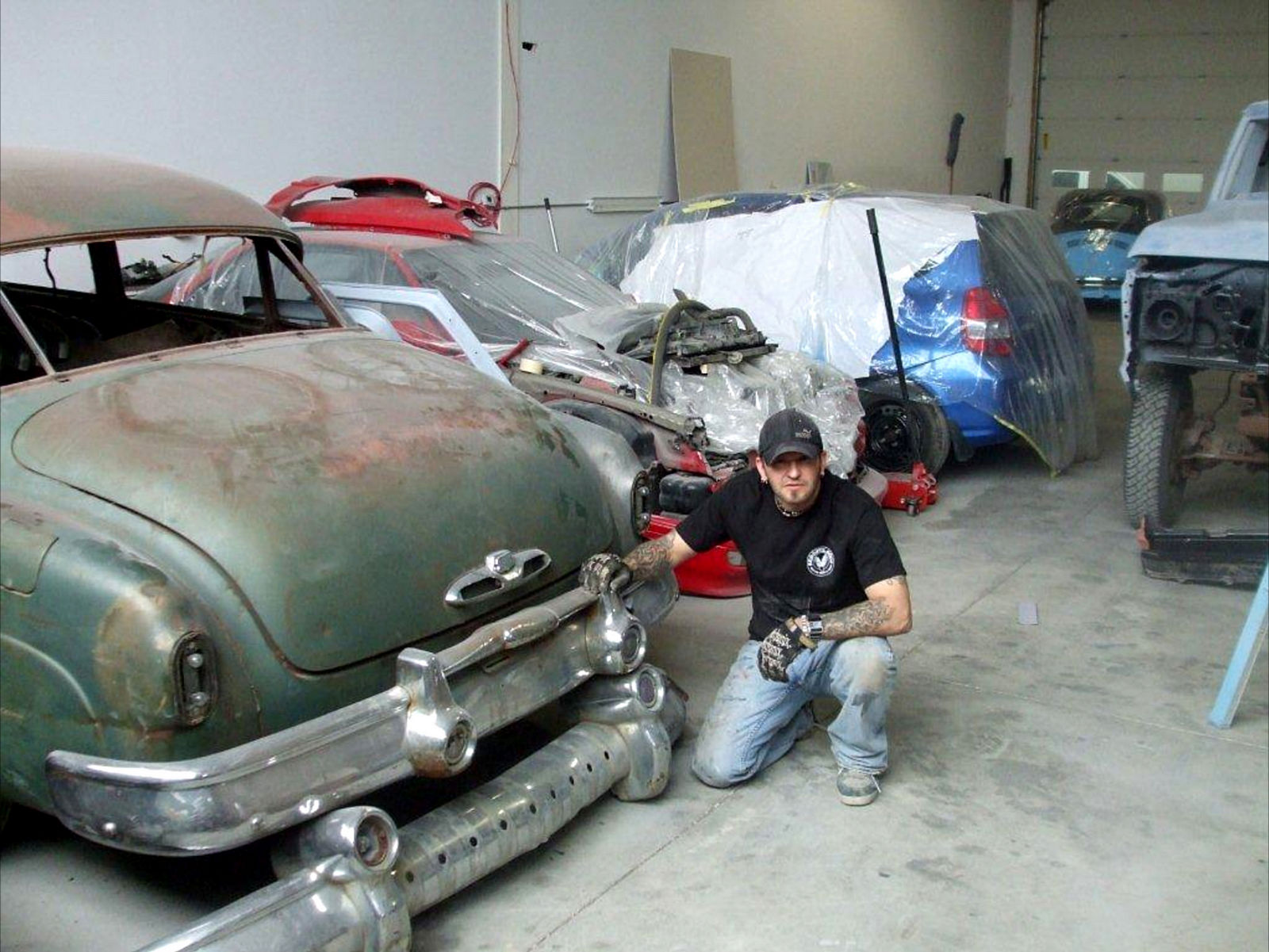 1950 Buick Dynaflow sedan